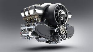 autó motor