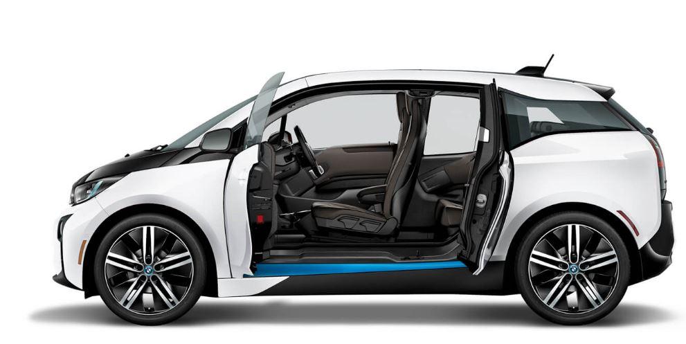 BMW cégautó külső