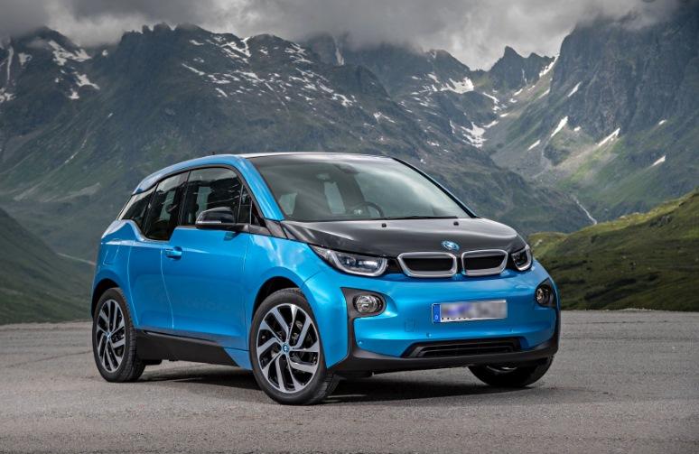 BMW i3 autó