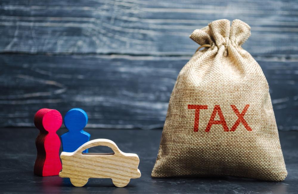 Cégautó adó