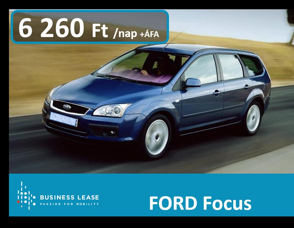 autó bérlés Ford Focus