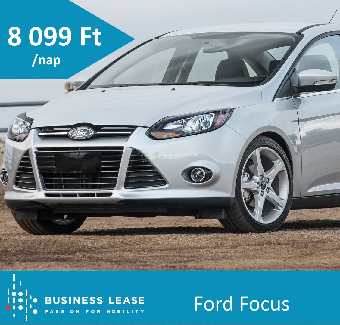 autóbérlés Ford Focus