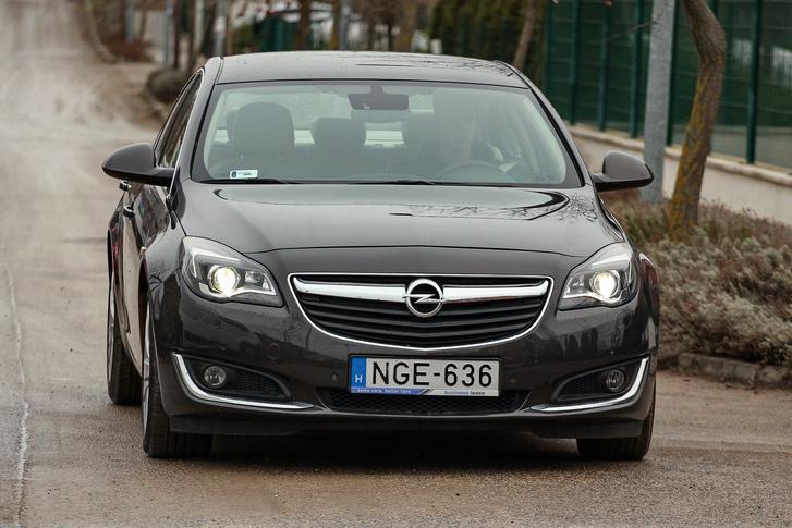 használt Opel Insignia
