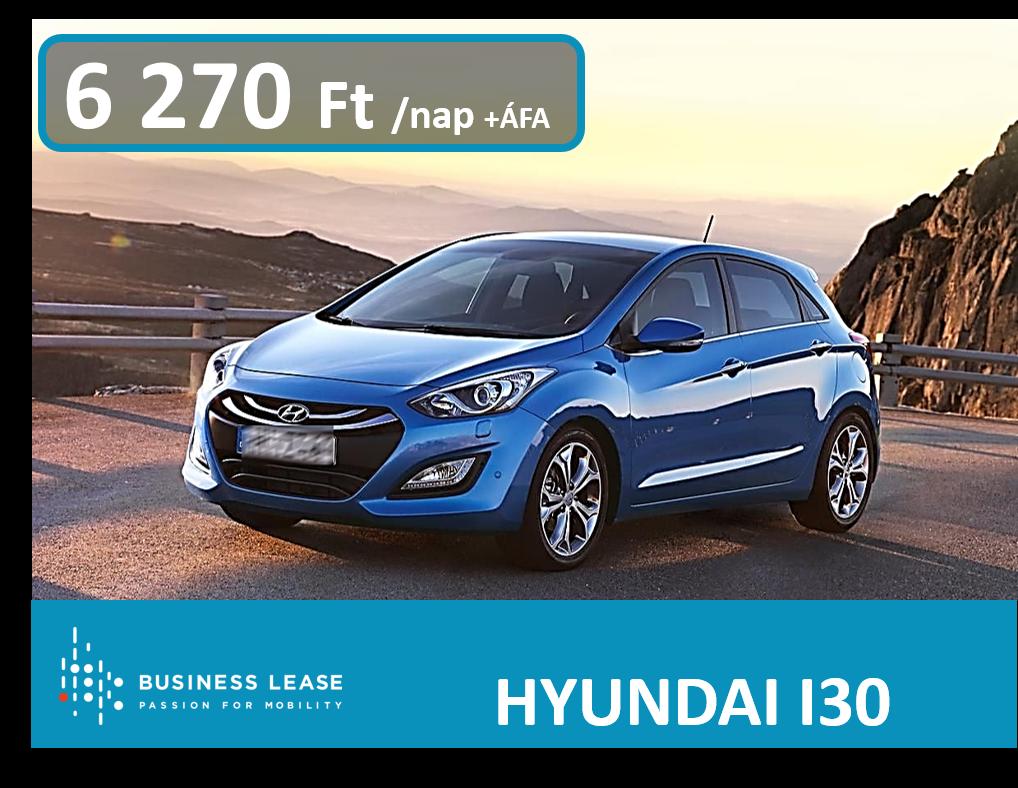 autó bérlés Hyundai