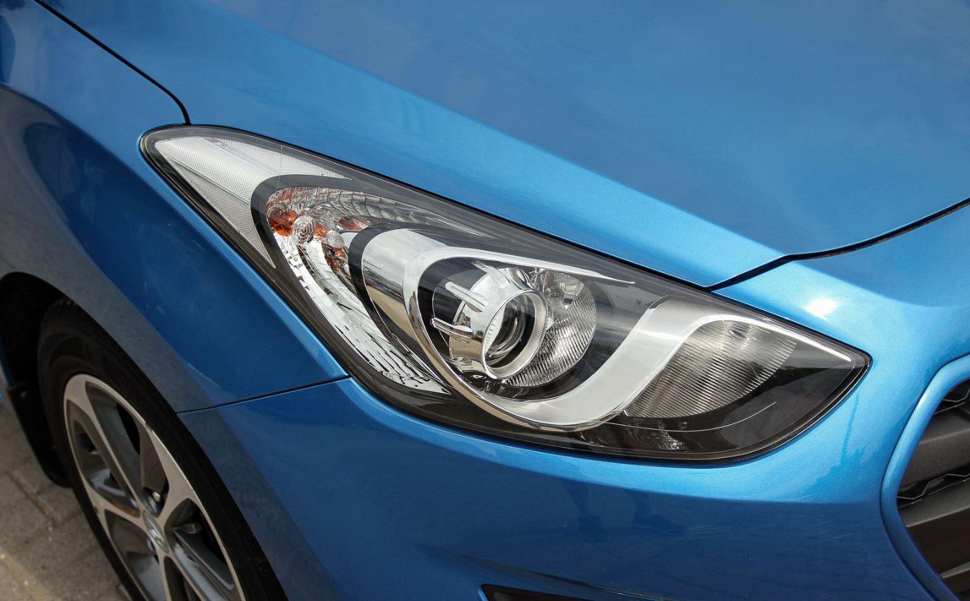 Hyundai I30 fényszóró