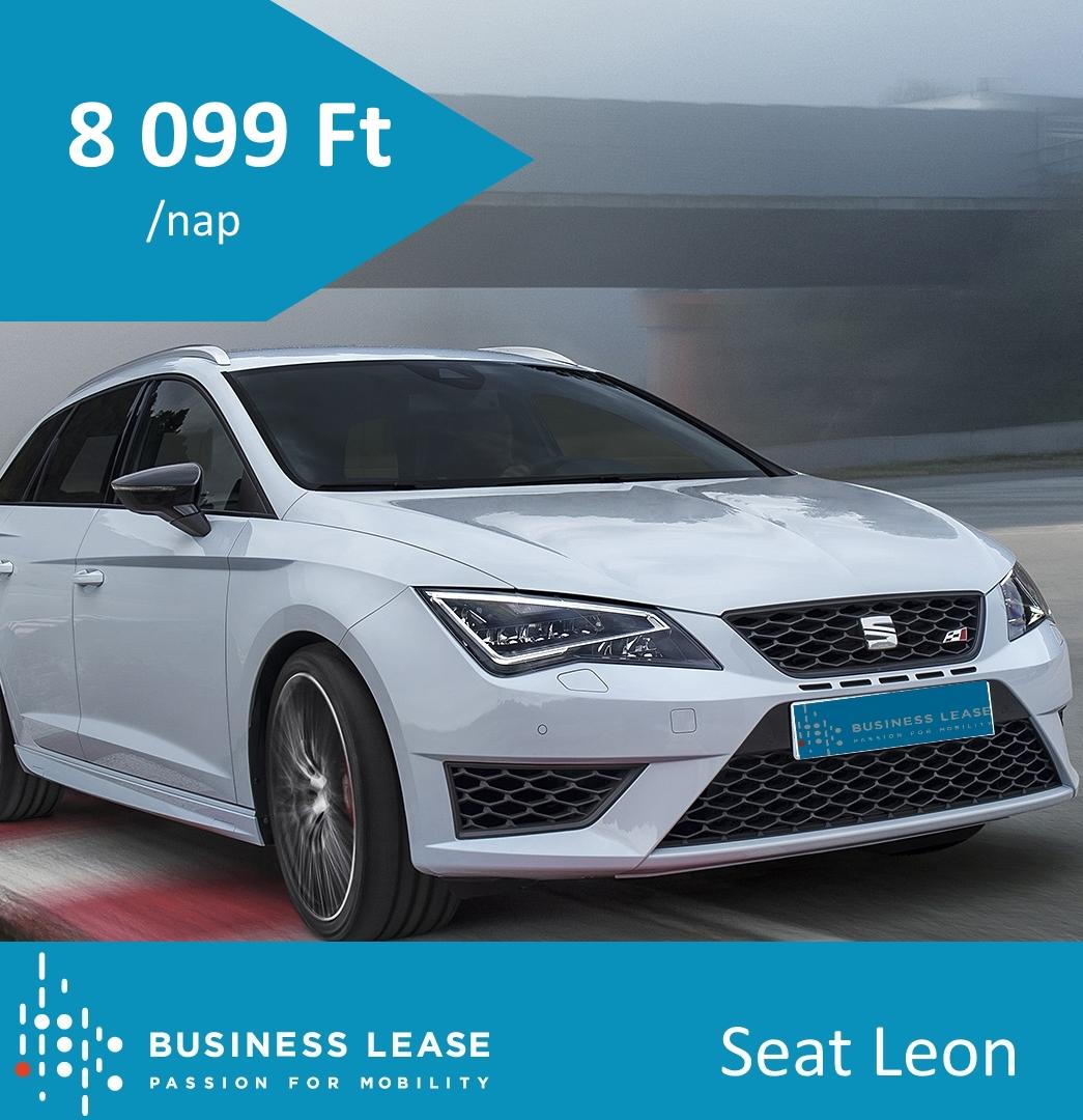 rövidtávú autóbérlés Seat Leon