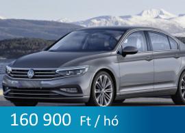 Volkswagen Passat tartós bérlet